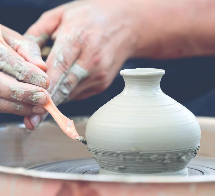 Intermediate/Advanced Pottery