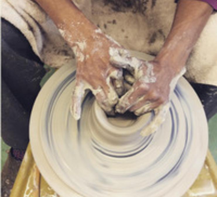 Beginning Pottery (Summer session)
