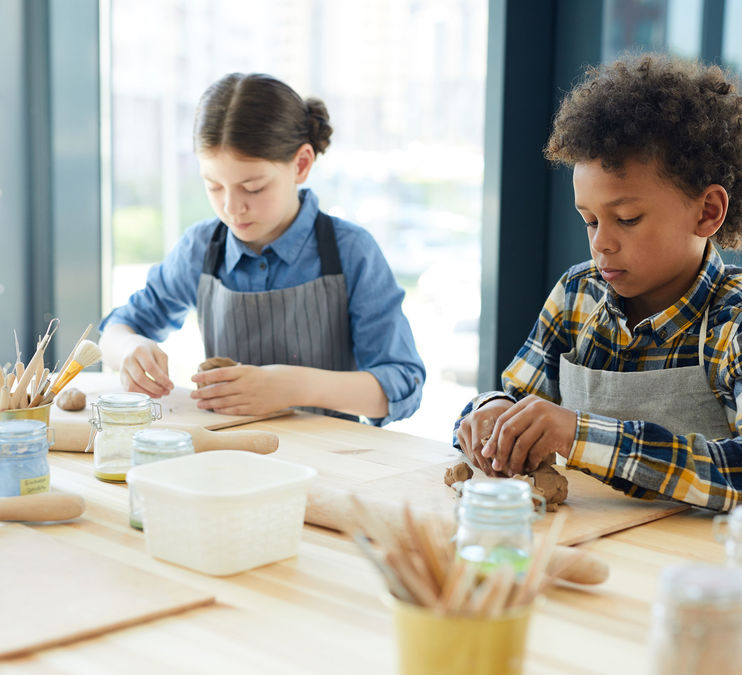 Clay for Kids (Oct)