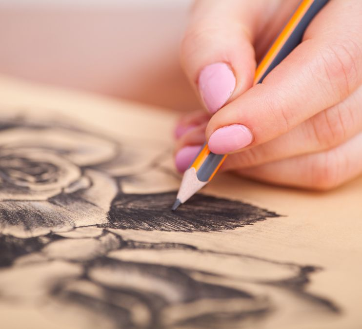 Private Lessons: Basic Drawing Techniques (online course)