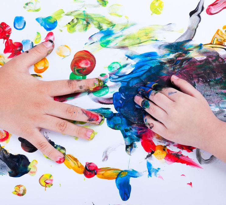 Art Lab for Toddlers: Parent & Child Art Workshops