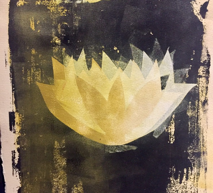 The Art of the Monoprint:  Printmaking with Jelliplates