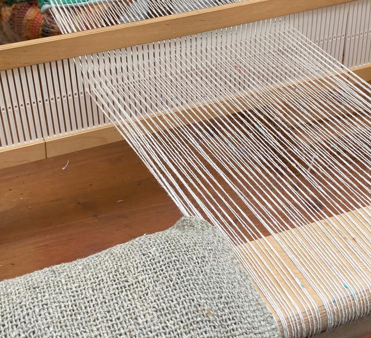 Weaving and Dressing the Loom (Nov 21)
