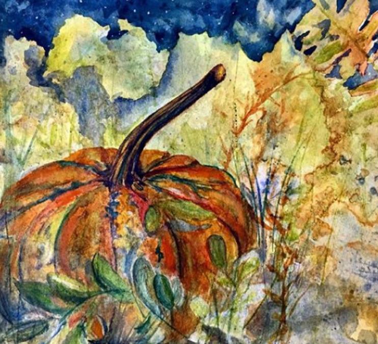 Mixed Media Watercolor (online)