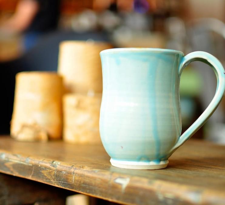 Make-a-mug Monday (evening)