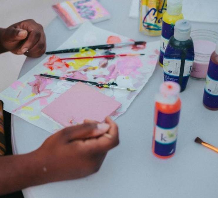 FAVA Art Camp in a Box! (Ages 5-7)