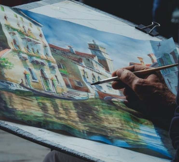 Plein Air Painting & Drawing