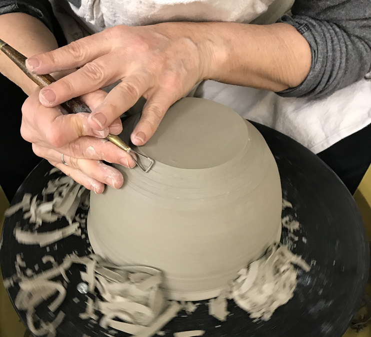 Intermediate/Advanced Pottery (Summer)