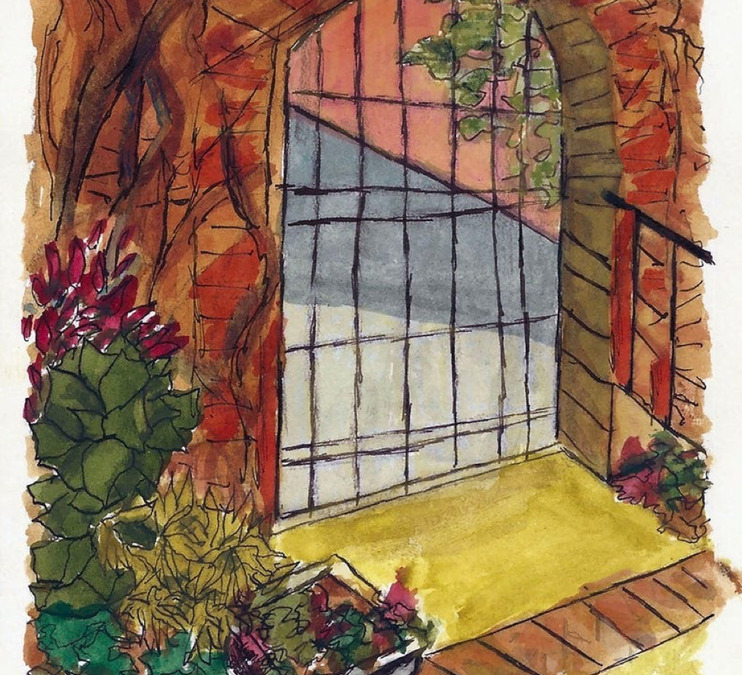 Teen Watercolor Painting (online)