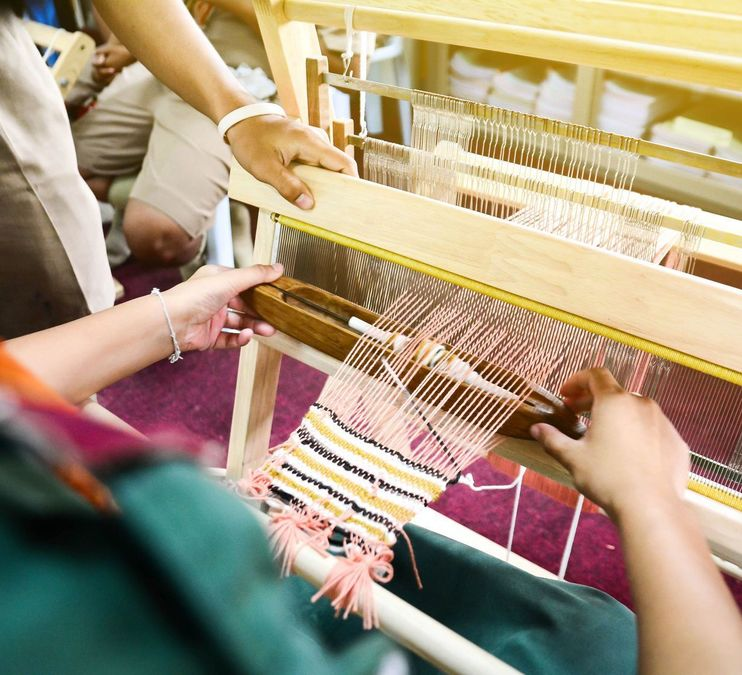 Weaving Troubleshooting  Session