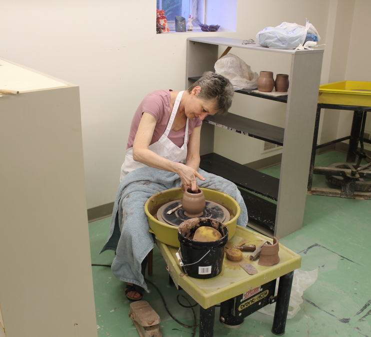 Intermediate/Advanced Pottery (Spring)