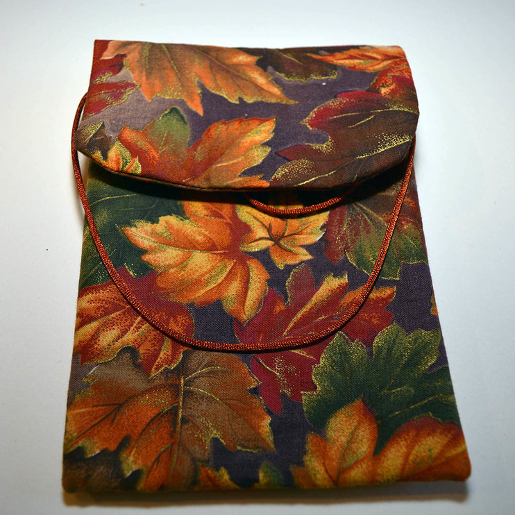 Cell Phone Purse - Fall Leaves