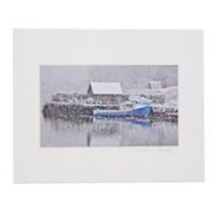 Neil Shively Photograph - Winter Scene