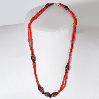 Lisa Mull Beaded Necklace